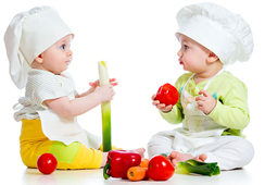 La nutrizione del bambino: nuove strategie